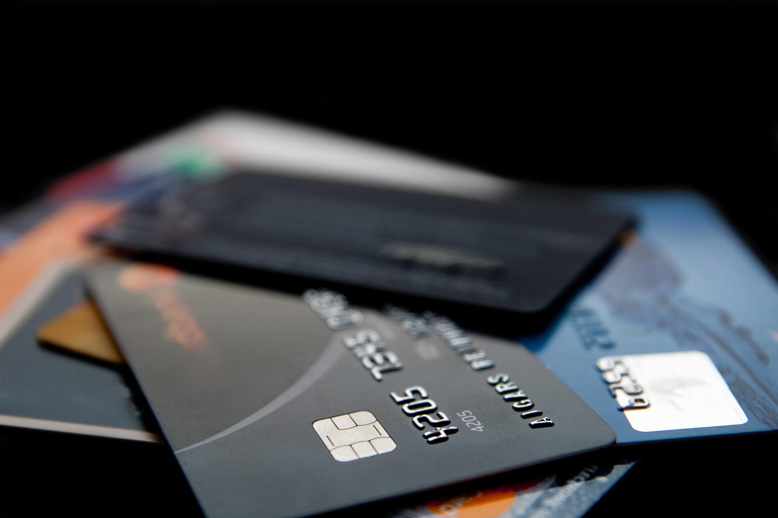 Bästa kreditkorten